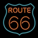 19 neonverlichting model route 66